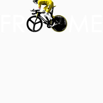 Chris Froome Tour de France 100th Winner 2013 by Rory1973