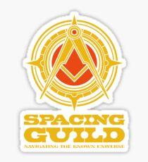 Dune SPACING GUILD Sticker