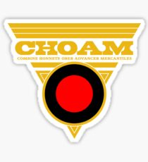 Dune CHOAM Sticker