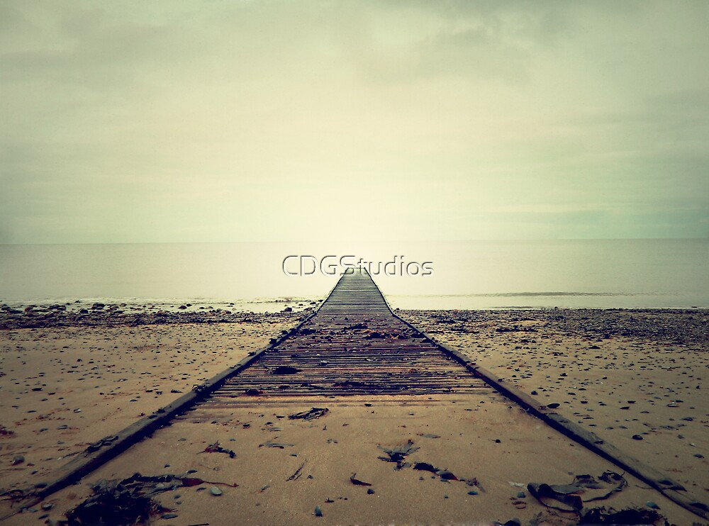 Jetty In Llandudno by CDGStudios
