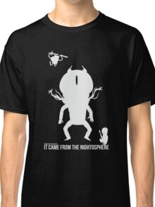 Adventure Time - It Came from the Nightosphere Classic T-Shirt