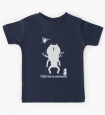 Adventure Time - It Came from the Nightosphere Kids Tee