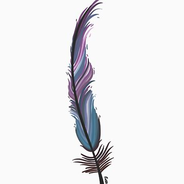 Feather by Robbobin