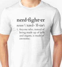 Nerdfighter? Unisex T-Shirt