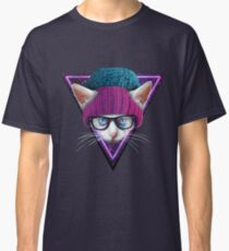Tumblr Cat Classic T-Shirt
