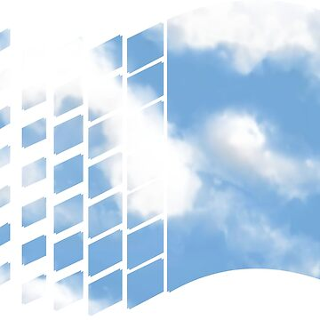 Windows 98 cloud background by Methy0