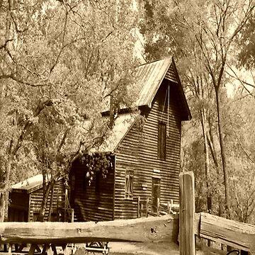 Little Log Cabin. by lyssuhhh
