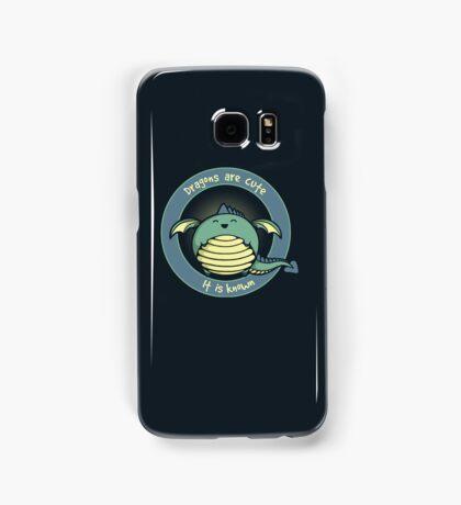 It Is Known Samsung Galaxy Case/Skin
