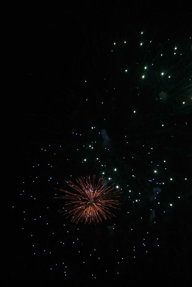 Fireworks Light up the Sky by photosbyJT