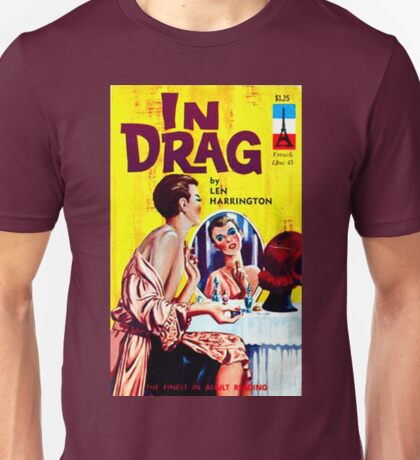 """""""In Drag"""" T-Shirt"""
