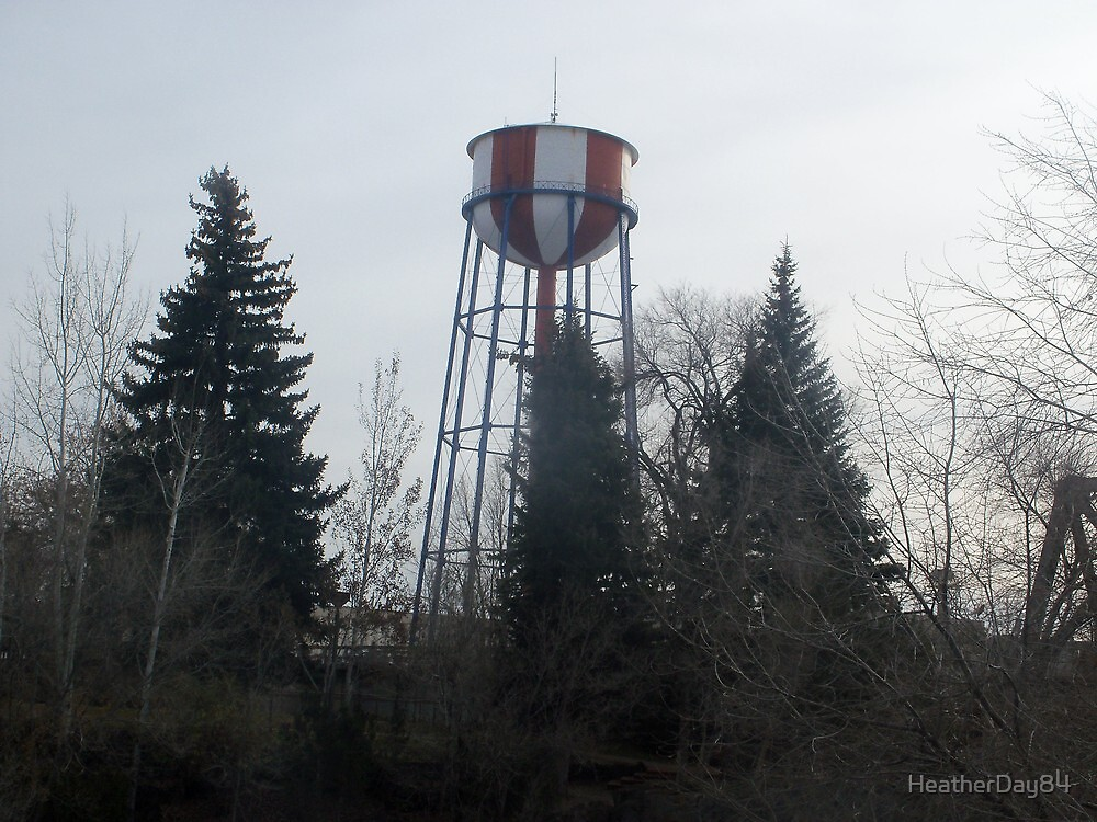 WaterTower by HeatherDay84