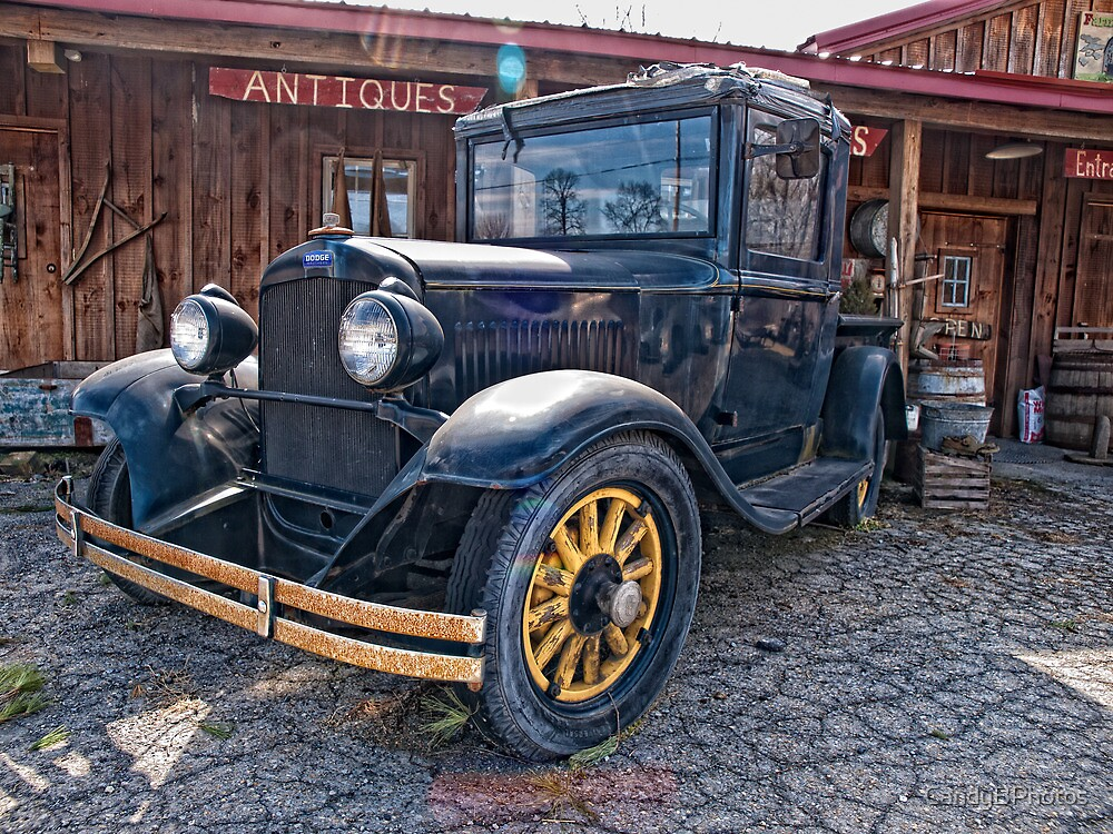 Vintage Truck by CandyBPhotos