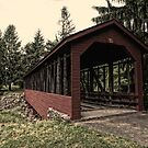 Covered Bridge by CandyBPhotos