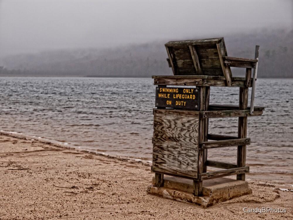 Lifeguard off duty by CandyBPhotos