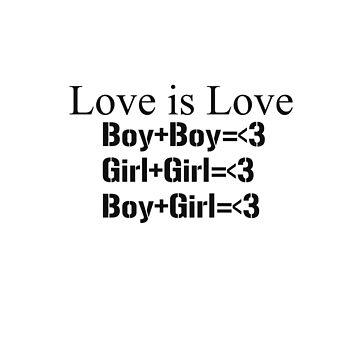 Love is Love by Larry69PJ
