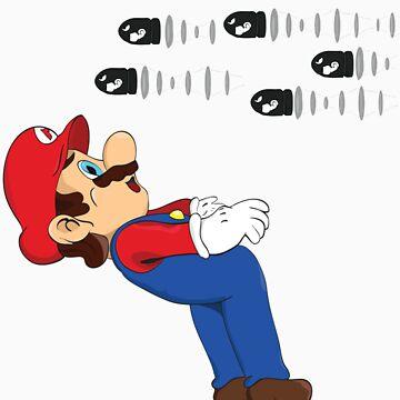 Mario Matrix. by pARTnersInCrim3
