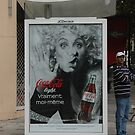 Coca Cola in Cannes, by Margaret  Shark