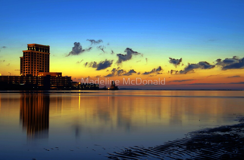 Beau Rivage Sunrise by Madeline McDonald