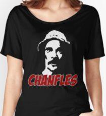 CHANFLES A Women's Relaxed Fit T-Shirt