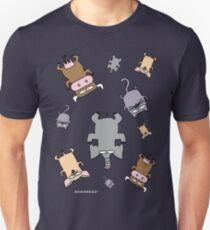 Raining cats and dogs and cows and elephants T-Shirt