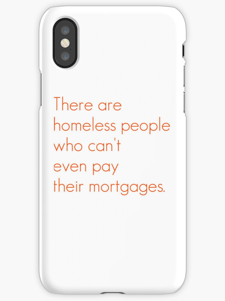 "Mortgage Quote Prepossessing Snl Girl You Wish You.party Mortgage Quote"" Iphone Cases & Skins"