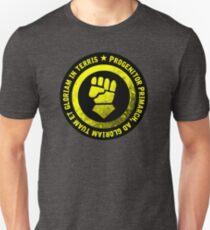 Progenitor Primarch, ad gloriam tuam et gloriam in terris - FISTS T-Shirt