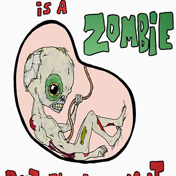 Zombie Baby by Skree