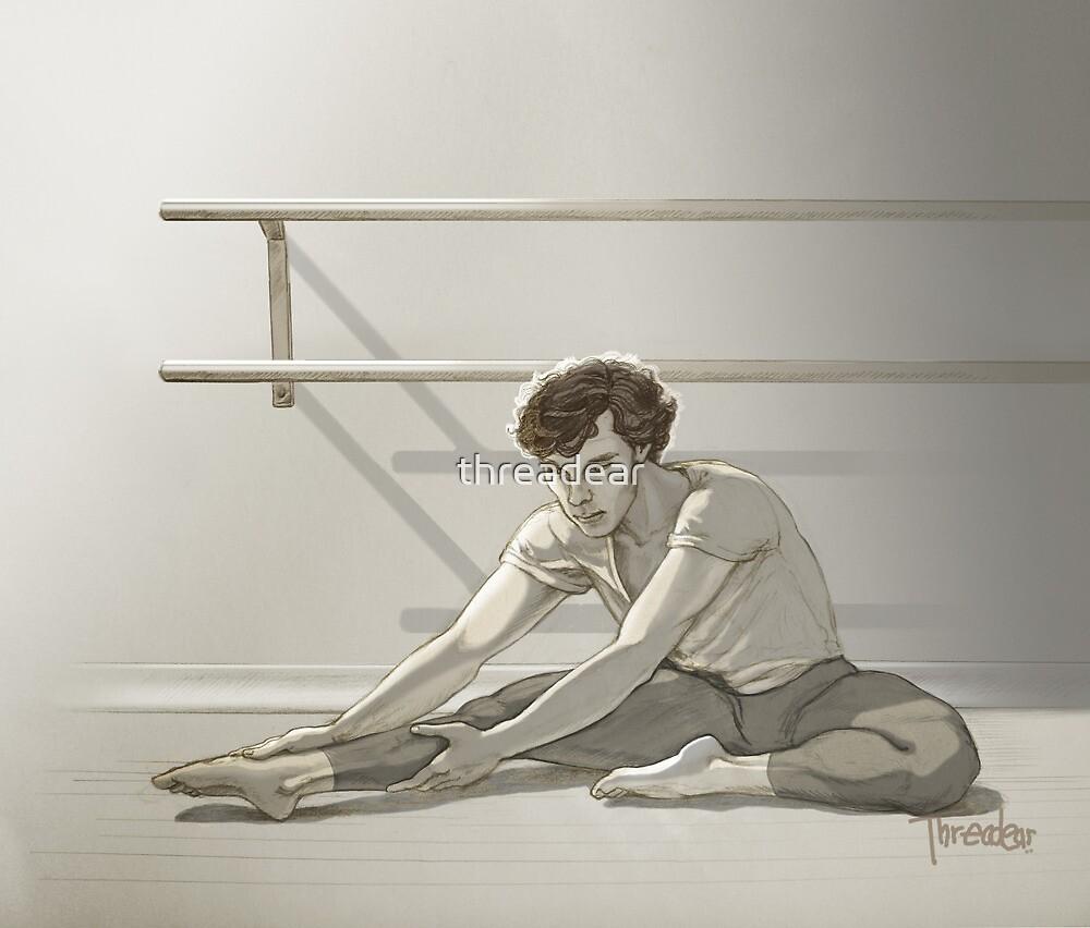 Ballet Sherlock #2 by threadear
