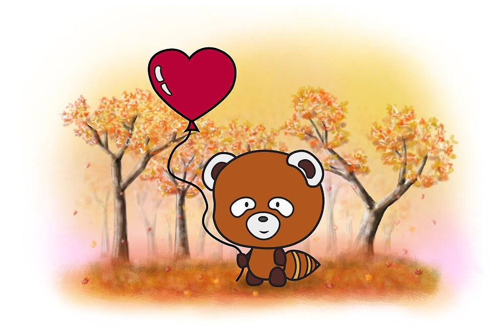 Autumn Love by HoobyGroovy