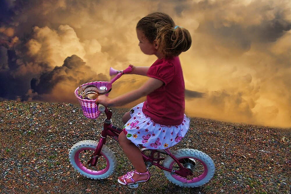 ✿♥‿♥✿NEW BEGINNINGS HITCHING A RIDE  WITH MY NEW LITTLE FRIEND AND I✿♥‿♥✿ by ✿✿ Bonita ✿✿ ђєℓℓσ