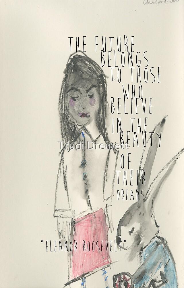 Dreams by Trudi Drewett