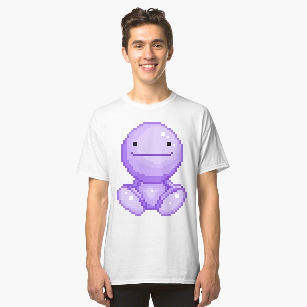 Nohohon by Shou' (Pixel Art) Classic T-Shirt Front