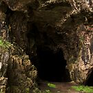 Shmoo Cave, Durness. by Sue Fallon Photography
