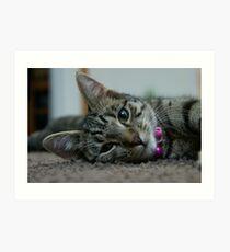 Cuteness. Art Print