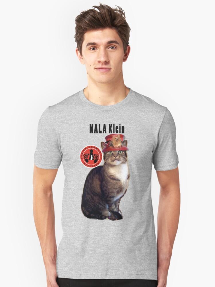 NALA Klein-Canine Community Reporter Unisex T-Shirt Front