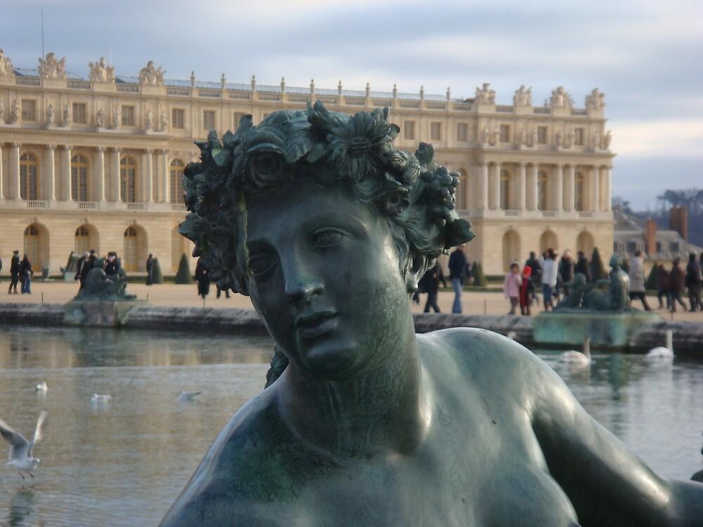 Statue by Pedro de Sa