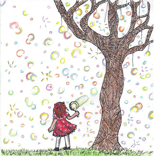 The Bubble Tree by Ariel Bloomfield