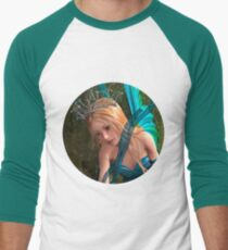 Fairy Men's Baseball ¾ T-Shirt