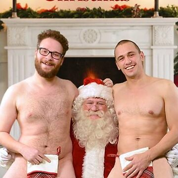 Merry Christmas from Seth & James by adamtwd88