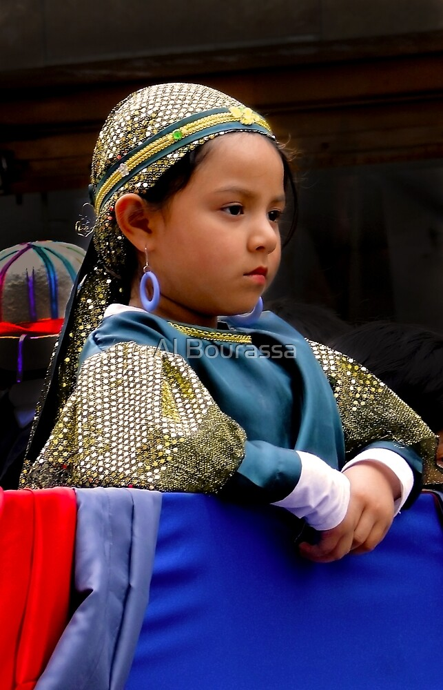 Cuenca Kids 299 by Al Bourassa