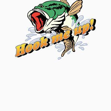 Hook Me Up! by Jimaroid
