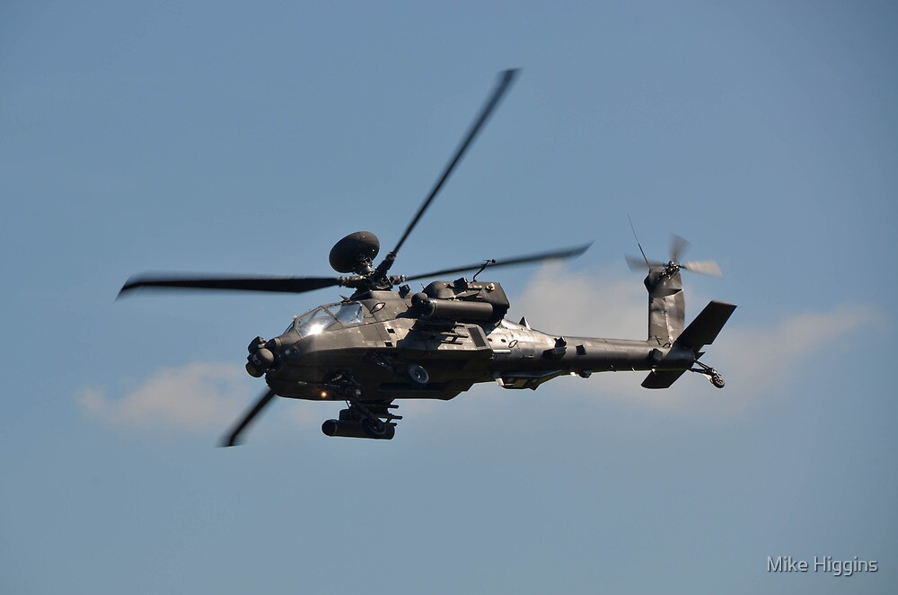 Apache by Mike Higgins