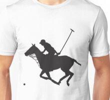 Polo Pony Silhouette Unisex T-Shirt