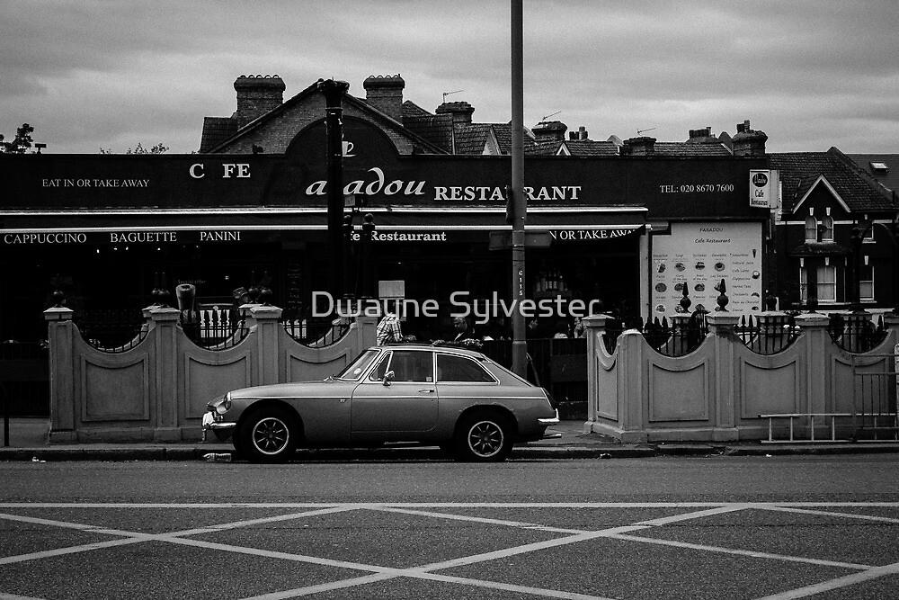 car by Dwayne Sylvester