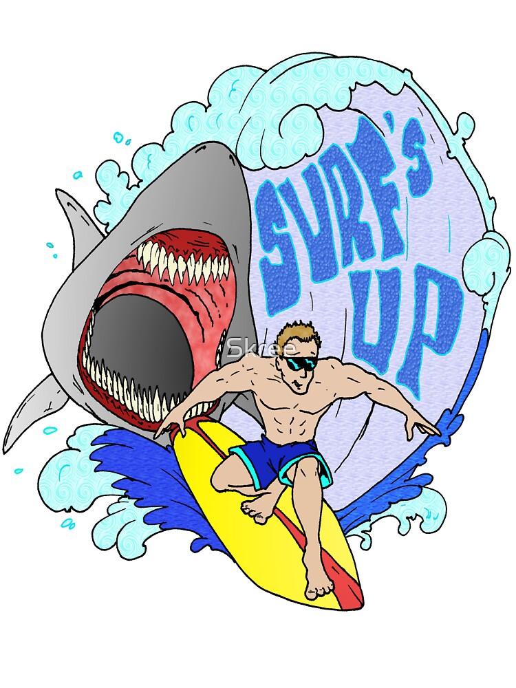 Surfs Up by Skree