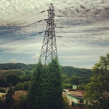 Natural Pylon by clairesolo