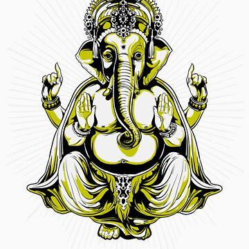 Buddah by digisintees