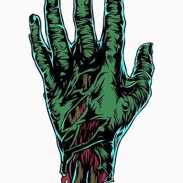 Zombhand by digisintees