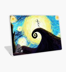 Starry Nightmare Laptop Skin