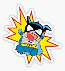 Bat Pop! Sticker